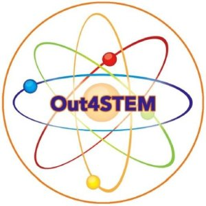 Out4STEM Logo