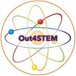 Out4STEM Logo
