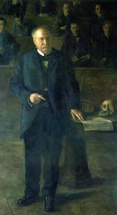 Portrait of William S. Forbes by Thomas Eakins