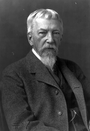 Photo of Silas Weir Mitchell (1829-1914)
