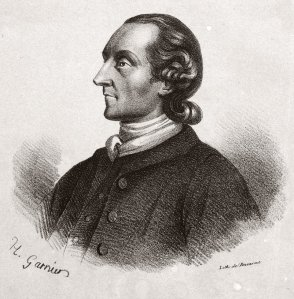 Image of Johann Kasper Lavater, 17th century advocate of physiognomy