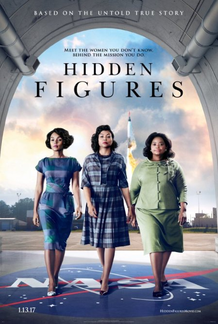 Movie Poster for Hidden Figures