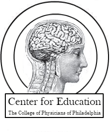 Logo for the Center for Education of the College of Physicians of Philadelphia