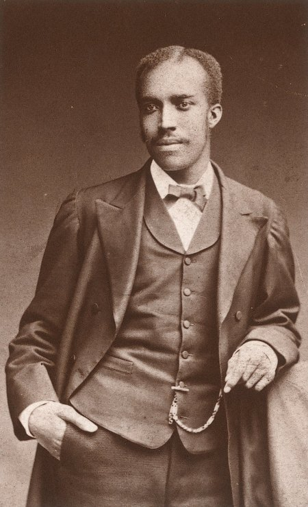 Nathan Francis Mossell in 1882. Image Source: University of Pennsylvania Archives