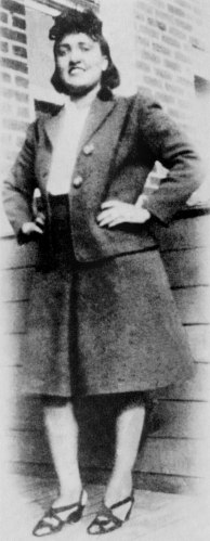 Photograph of Henrietta Lacks