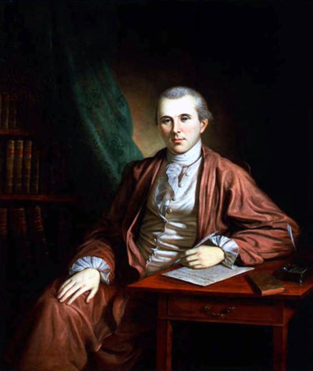 Portrait of Benjamin Rush